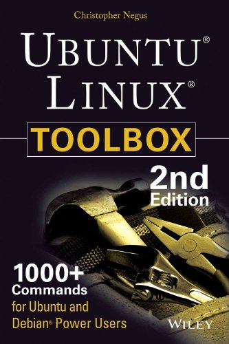 9788126544868: Ubuntu Linux Toolbox: 1000 + Commands for Power Users [Paperback] [Oct 22, 2013] Christopher Negus