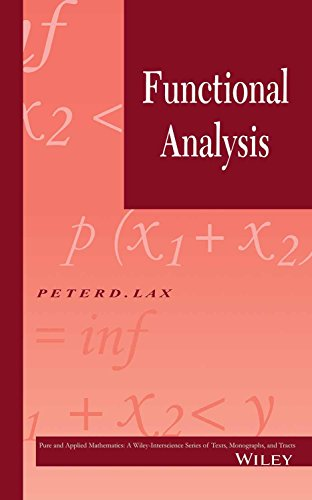 9788126545049: FUNCTIONAL ANALYSIS