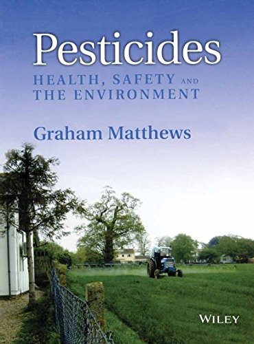 9788126545339: Pesticides: Health, Safety And The Environment