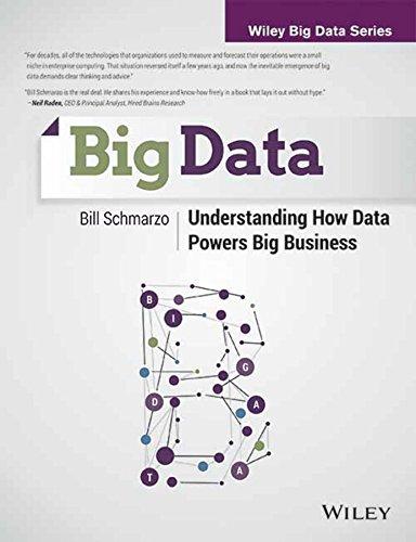 Big Data: Understanding How Data Powers Big Business: Bill Schmarzo