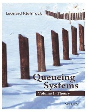 9788126546039: Queueing Systems - Vol. 1: Theory