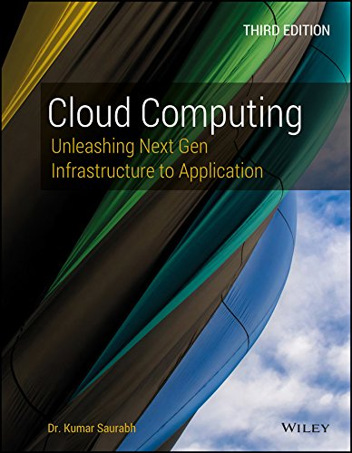 Cloud Computing: Unleashing Next Gen Infrastructure to: Dr. Kumar Saurabh