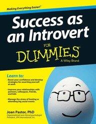 9788126546442: Success as an Introvert for Dummies