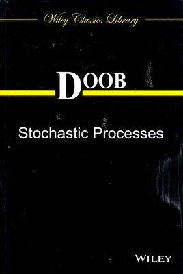 Stochastic Processes: J.L Doob