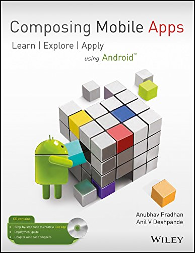 Composing Mobile Apps: Deshpande Anil V.