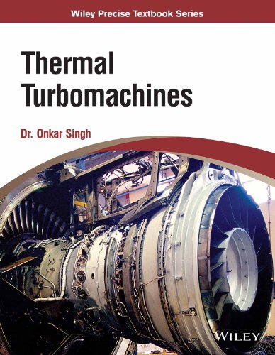 9788126546855: Thermal Turbomachines