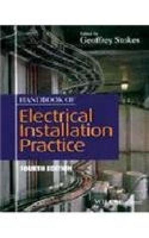 9788126547319: HANDBOOK OF ELECTRICAL INSTALLATION PRACTICE, 4TH ED
