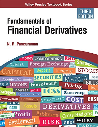 Fundamentals of Financial Derivatives (Third Edition): N.R. Parasuraman