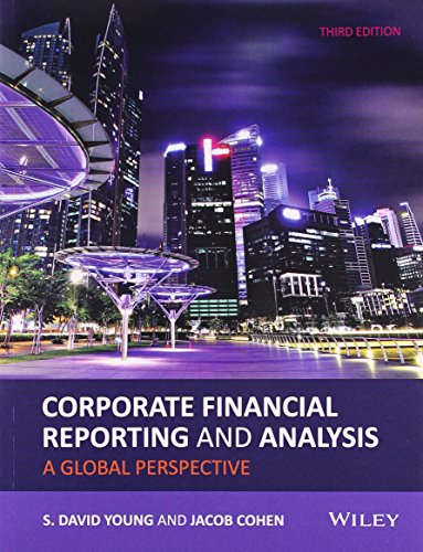 9788126547401: Corporate Financial Reporting and Analysis, 3rd Edition