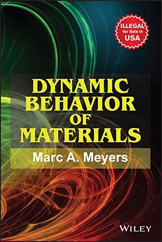 9788126547487: Dynamic Behavior Of Materials