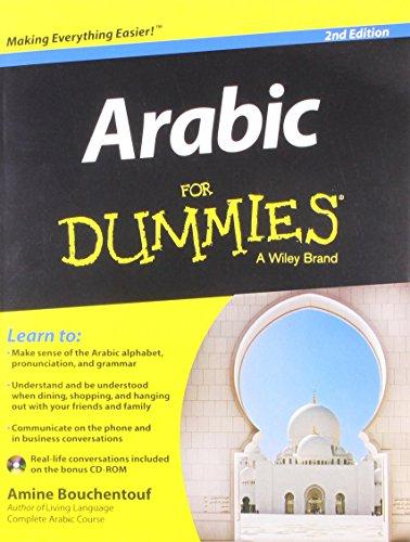 9788126547555: Arabic for Dummies