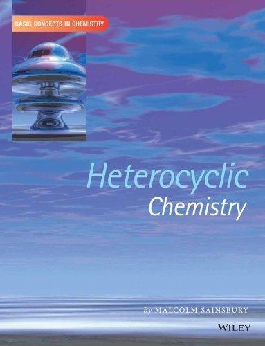 9788126547906: Heterocyclic Chemistry