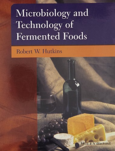 9788126547975: Microbiology and Technology of Fermented Foods