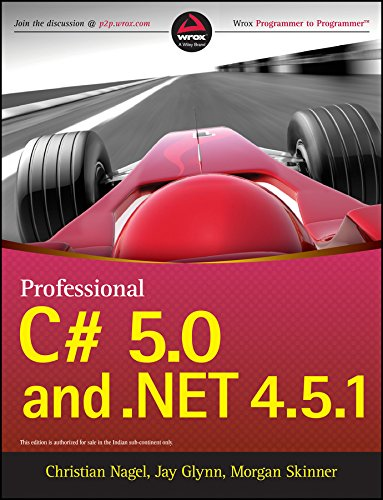 9788126548538: Professional C# 5.0 And .Net 4.5.1