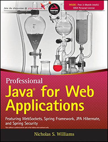 9788126548781: Professional Java for Web Applications