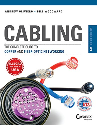 9788126548798: Cabling: The Complete Guide to Copper and Fiber-Optic Networking