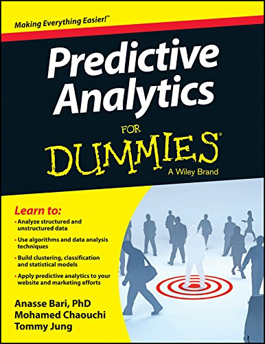 9788126548965: PREDICTIVE ANALYTICS FOR DUMMIES