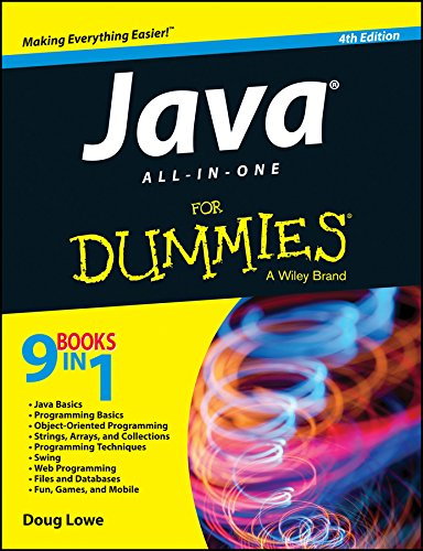 9788126548972: Java All-in-One for Dummies