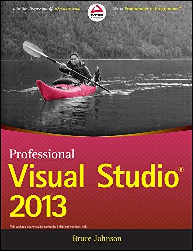 9788126548996: Professional Visual Studio 2013