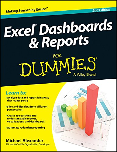 9788126549177: Excel Dashboards & Reports for Dummies