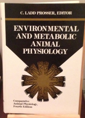 9788126550074: Comparative Animal Physiology, Environmental And Metabolic Animal Physiology