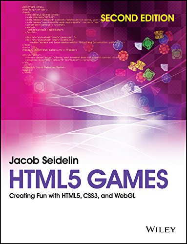 9788126550142: HTML5 Games : Creating Fun with HTML5, CSS3 and WebGL (English) 2nd Edition