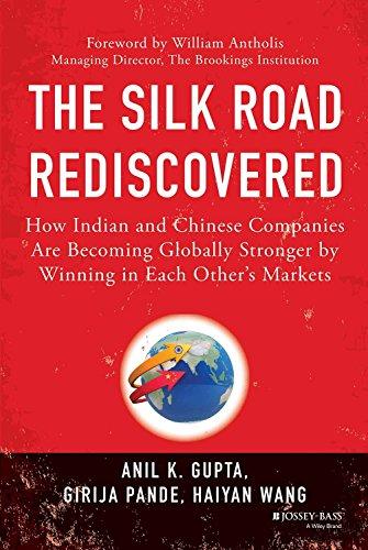 9788126550166: SILK ROAD REDISCOVERED [Hardcover] [Jan 01, 2014] Anil K. Gupta, Girija Pande, Haiyan Wang