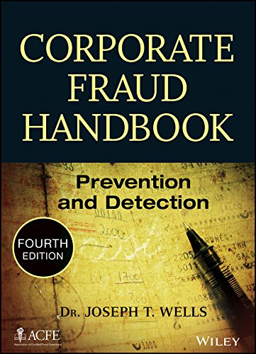 9788126550456: Corporate Fraud Handbook: Prevention and Detection