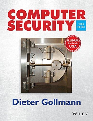 Computer Security (Third Edition): Dieter Gollmann