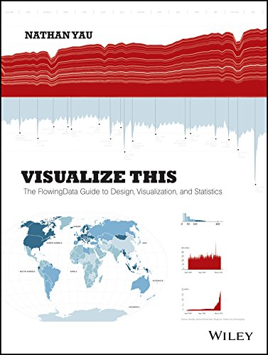 9788126550838: VISUALIZE THIS : THE FLOWINGDATA GUIDE TO DESIGN, VISUALIZATION AND STATISTICS