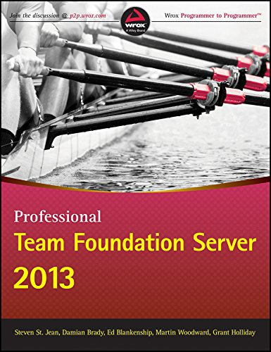 9788126550920: Professional Team Foundation Server 2013