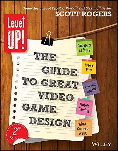 9788126551019: Level Up! - The Guide to Great Video Game Design (English) 2nd Edition