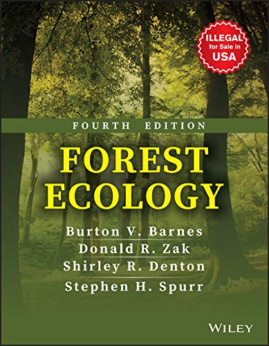 Forest Ecology (Fourth Edition)