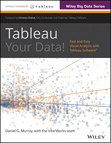 Tableau Your Data! : Fast and Easy Visual Analysis with Tableau Software: Daniel G. Murray