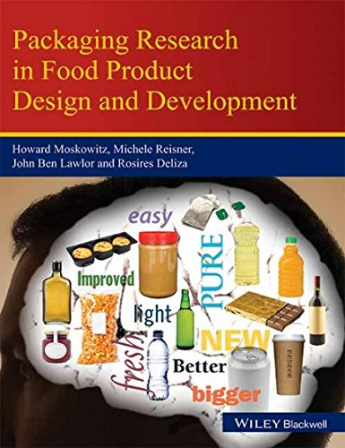 9788126551507: PACKAGING RESEARCH IN FOOD PRODUCT DESIGN AND DEVELOPMENT