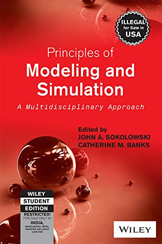 9788126551538: Principles of Modeling and Simulation