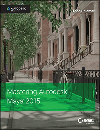 Mastering Autodesk Maya 2015: Todd Palamar
