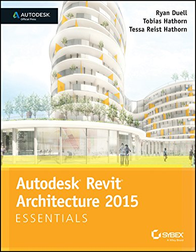 9788126552177: Autodesk Revit Architecture 2015 Essentials (English)