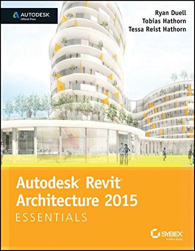 9788126552177: Autodesk Revit Architecture 2015 Essentials (English)