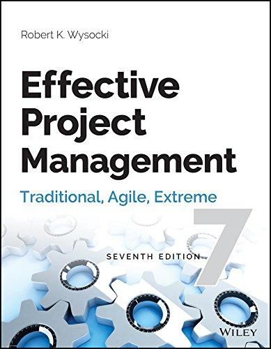 9788126552207: Effective Project Management: Traditional, Agile, Extreme