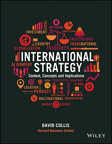 International Strategy: Context, Concepts and Implications: David Collis
