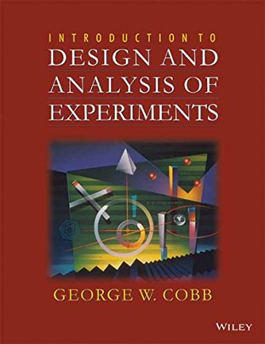 9788126552849: Introduction To Design And Analysis Of Experiments (Pb 2015)