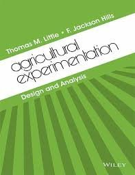9788126552917: AGRICULTURAL EXPERIMENTATION: DESIGN AND ANALYSIS