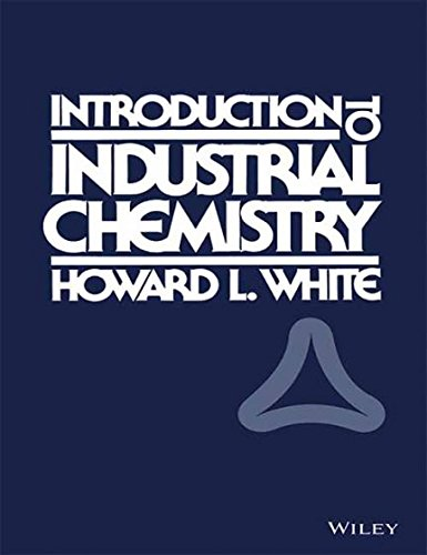 9788126552955: Introduction To Industrial Chemistry (Pb 2015)