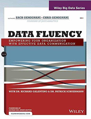 Data Fluency: Empowering your Organization with Effective Data Communication: Zach Gemignani,Chris ...