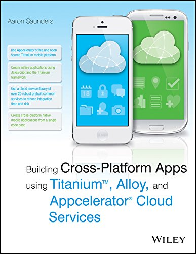 9788126553402: Building Cross-Platform apps using Titanium, Alloy, and Appcelerator Cloud Services