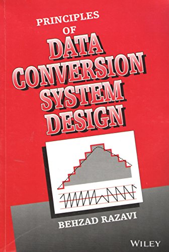 9788126553457: Principles Of Data Conversion System Design