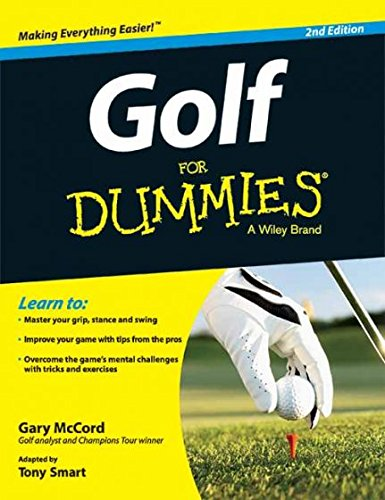 9788126553563: Golf For Dummies, 2nd UK Edition