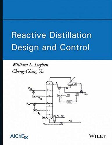 9788126553921: Reactive Distillation Design And Control