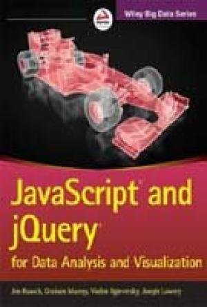9788126554140: JavaScript And Jquery for Data Analysis And Visualization